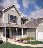 At Buckeye Roofing, We Know Gutters Do More Than Move Rainwater Away From  Your House. Gutters Also Protect Your Shrubs And Keep Your Head Dry When  Walking ...